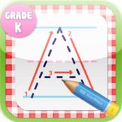 Kids Writing-Alphabet Worksheets(Kindergarten) free fraction worksheets