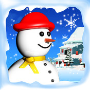 Snowman Land HD