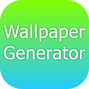 Wallpaper Generator gradient backgrounds