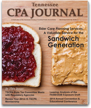 Tennessee CPA Journal HD