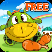 Draggin` Dragons FREE - Pull The Rope and Cut To Win!