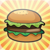 A Fast Food Match-3 Game: Bacon Cheeseburger & Fries Edition i can haz cheeseburger