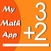 My Math App - Flash cards for mastering the basics