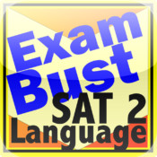 SAT 2 Spanish, French, German, Italian, Flashcards Exambusters