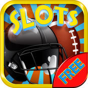 A American Football Slots - Ace Lucky Gold Dice Blackjack in Las Vegas With Bonus Credits and Buddies HD Free