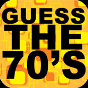 Guess the 70`s Pic Reveal Game