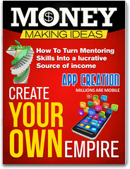 Money Making Ideas Magazine - Innovative Business Opportunities For The Savvy Entrepreneur innovative