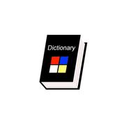 Big Dictionary(Japanese, Thai, Indonesian, English, Chinese, Korean) japan physical map