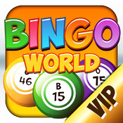 Bingo World HD – VIP BINGO GAME