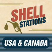 Great App for Shell Stations USA & Canada