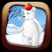 Polar Bear Extreme Challenge FREE – Save the Bear in Bow & Arrow Game bear screensaver