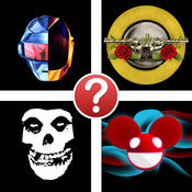 Band Logos Trivia - Guess the Heavy Metal Rock and Rap Artist Logos 2000 logos