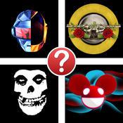 Band Logos Trivia - Guess the Heavy Metal Rock and Rap Artist Logos 2000 logos
