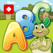 Alphabet Turtle for Kids - Children Learn Letters and Alphabet