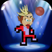 Baby Big Ball Juggler - Resurrection of the Wrecking Ball Juggling Games ball
