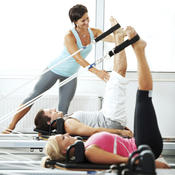 Personal Trainer Pilates Reformer trainer