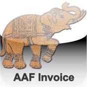 AAF Invoice adsi edit
