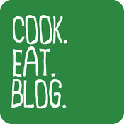 Cook. Eat. Blog. easy store creator