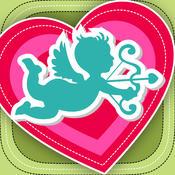 Happy Valentine`s Day - Card Maker - Free