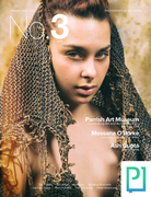 No.3 Magazine high-quality, perfect bound, glossy print and digital magazine magazine