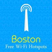 Boston Free Wi-Fi Hotspots