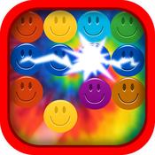 Addictive Bubble Pop - Smiley Puzzle Pair Up Challenge FREE