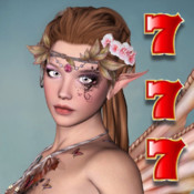Ancient Fairy`s Magic Jewels WIN BIG - Top Vegas Style Lucky 777 Free Simulation Machine! fairy free magic