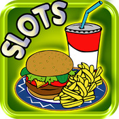 A Food lovers Fast Food Slots - Play and Win attractive Prizes and Golden Bonanza