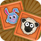Matching Blocks with Friends for Free: A Fun Educational Animals Memory Game