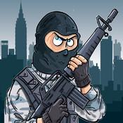Alien Robot Battlefield: Live Action Elite Shooter - Free