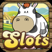 Angry Farm Animal-ville Story Slot Machine Games - Win Big Casino Slots Free