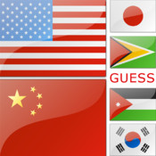 Guess National Flag - 猜国旗