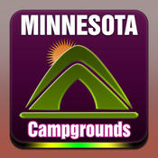 Minnesota Campgrounds Offline Guide iphone ipod