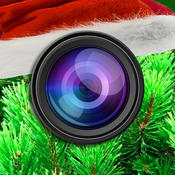 Mad Santa Claus Merry Christmas Photo Booth - Camera FX funny and crazy effects