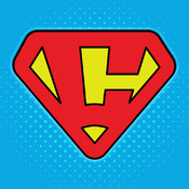 Letter Hero – Heroic Word Building word•