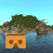 VR Island HD for Google Cardboard google