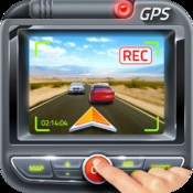 GPS, Car Video Recorder, Speedometer, Speed Tracker, HUD and Trip Computer
