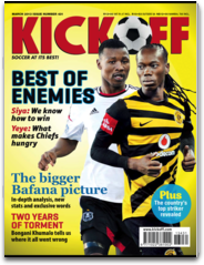 Kickoff SA country magazine