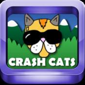 Crash Cats munch time