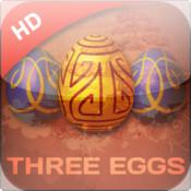 Three Eggs flippin eggs