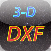 DXF View 3D view many different