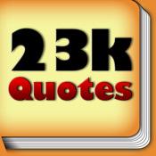 23,000 Quotes