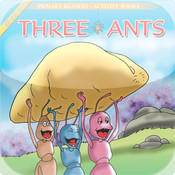 Three Ants red ants