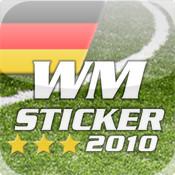 WM Sticker sticker