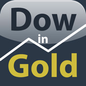 Dow In Gold nasdaq stock quotes