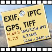 iMetaPhoto exif iptc editor