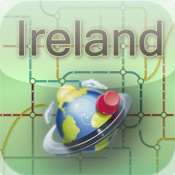 Ireland Map kathy ireland bedding