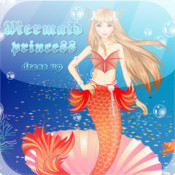 FishGirlDress princess