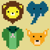 Pixel Zoo Match 3