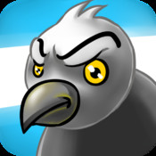 Hungry Birds Game mad birds pursuit